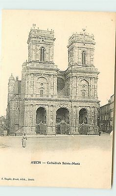 32-AUCH-Cathedrale sainte-marie