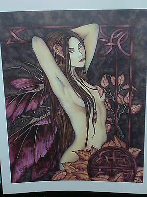 Amy Brown Leanan Sidhe Out Of Print 25 00 Picclick