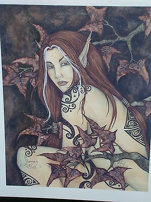 Amy Brown - Shaman - OUT OF PRINT - RARE