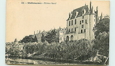 36-CHATEAUROUX-Chateau Raoul