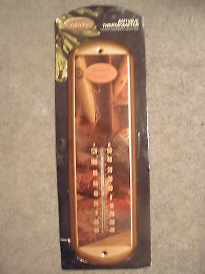 """SOUTH BEND BAIT COMPANY """"QUALITY TACKLE"""" WALL THERMOMETER"""