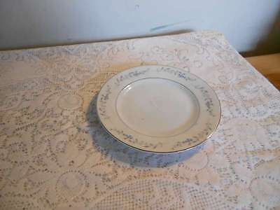 Towne House Fine China Valentine Bread & Butter/Dessert Plate 2011 Japan