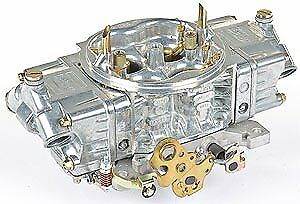 Holley 0-80576S Shiny Supercharger HP Carb