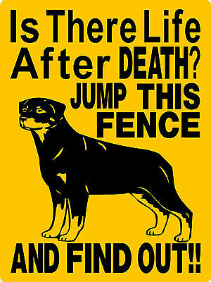 Rottweiler Dog Sign,no Trespassing Signs, Guard Dog Sign, Vinyl Graphics  2652A
