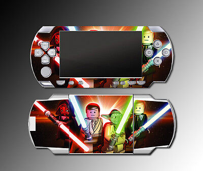 Star Wars Yoda Darth Vader game SKIN 5 for Sony PSP