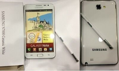 **High Quality** Samsung Dummy N7000 Galaxy Note i9220 White   Display Toy Fake
