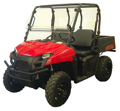 New Polaris Ranger Full Tilt Lexan Windshield 500 400 Ev 2010 - 2014 Mid Size