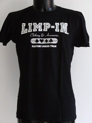 "T-Shirt Theme Poker ""Limp'in"" Modele Kick Suckers Homme Taille L"