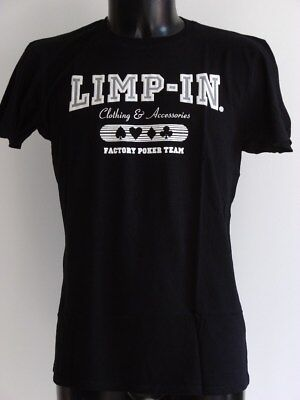 "T-Shirt Theme Poker ""Limp'in"" Modele Kick Suskers Homme Taille M"