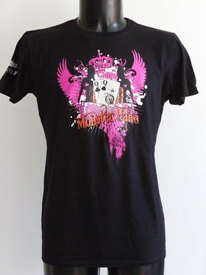 """T-Shirt Theme Poker """"Limp'in"""" Modele Twin Sisters Homme Taille Xl"""