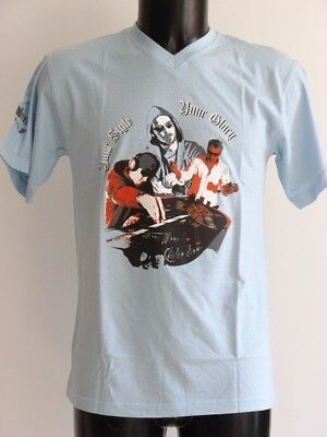 """T-Shirt Theme Poker """"Limp'in"""" Modele Your Style Glory Homme Col V / Taille M"""