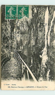 74-LOVAGNY-Gorges du fier