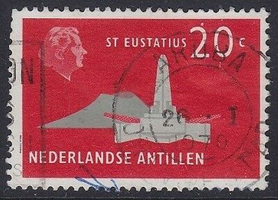 Netherlands Antilles 1958 - Definitiva - C. 20 - Usato