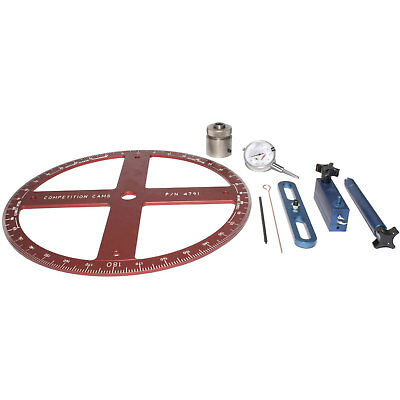 Comp Cams 4938 Pro Camshaft Degree Kit  Small Block Chevy