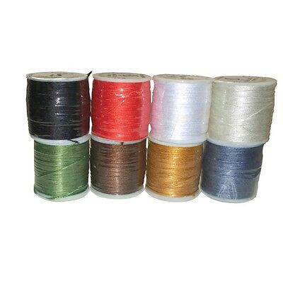 Suki Extra Strong Sewing Thread - Black, White, Cream, Brown, Blue, Red, Green