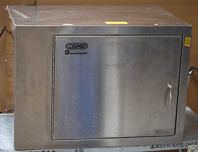 Cryomed Forma Stainless freezing chamber