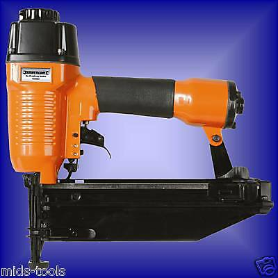 64mm AIR FINISHING NAILER gun stapler brad tool INC VAT