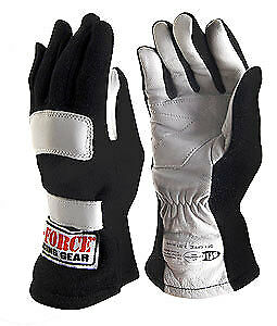 G-FORCE 4100XLGBK G1 Racing Gloves X-Large