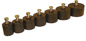 """Mittler Brothers 1300-403 Punch & Flare Kit Punch Sizes: 1"""" Through 3"""""""
