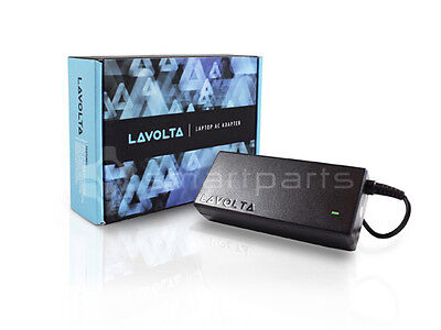 Lavolta® Laptop AC Adapter Charger for RM Mobile One nBook Ultralight lightBook