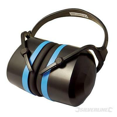 Ear Defenders Folding SNR 33dB ( For Builders Noise Protection Pollution )868768
