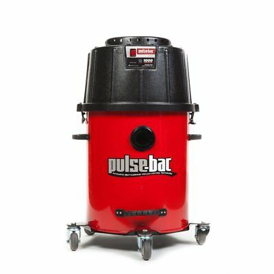 Pulse-Bac 1150 Heavy Duty Dust Collector Vac 4 Concrete Grinder No Dust