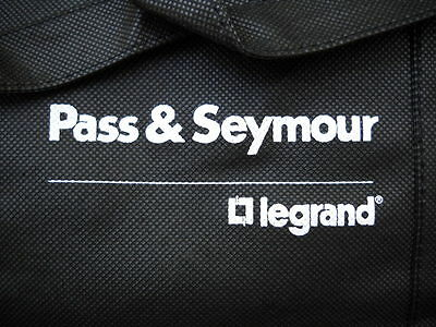 Genuine Pass & Seymore Legrand Carry Bag Case 4 Professional Sales Presentation