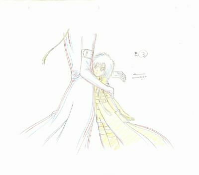 Anime Genga not Cel Chobits #13