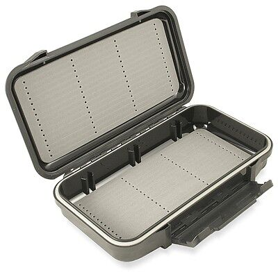 Caimore /'Click-Lock/' Swing Leaf Fly Box Capacity Up To 518 Medium Trout Flies