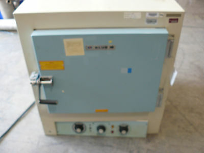 Blue M Ov-16A Stabil Therm Gravity Oven Bench Top 38-288 Degree C 550 Degree F