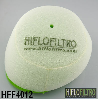 Hi Flo Foam Air Filter for Yamaha YZ125 WR250F YZ250 YZF250 WR400F WR426F YZF450