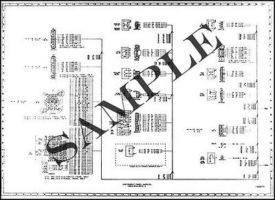 1988 chevy and gmc ck truck wiring diagram 88 1500-3500 pickup electrical