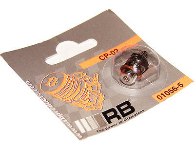 RB No5 Medium / Cold Nitro Glow Plug Standard fitting UK SHOP