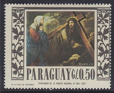 Paraguay 1967 - Murillo - C. 50 - Mnh