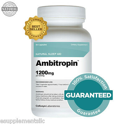 AMBITROPIN - Sleep Aid - Over the Counter Sleep Aid - Sleeping Aids Sleep Pill
