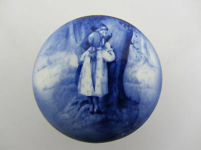 Lord Nelson Ware Hide And Seek Small Pill Box