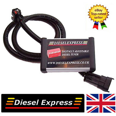 DIesel Tuning Box Performance Chip Ford Ranger S-Max Tourneo Transit Custom
