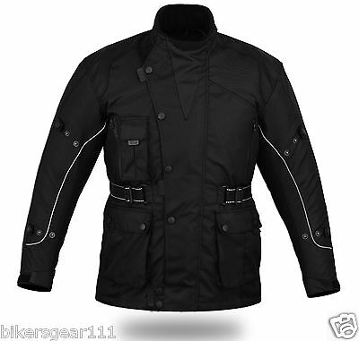 New Adventurer All Colors All Sizes Winter Motorcycle Cordura Jacket Armour
