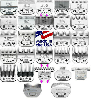 ANDIS UltraEdge Pet Grooming Blade*Fit Many Oster,Wahl,Laube AG/BG/A5 Clippers