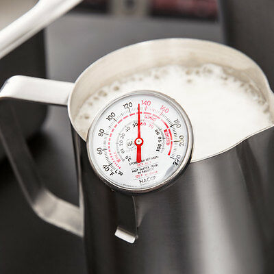 Usa Seller  Cappuccino - Espresso - Milk Frothing Thermometer Free Ship Us Only