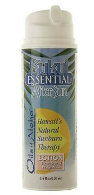 Oils Of Aloha Kukui Essential After Sun Lotion W/fragrance ~ 12 / 3.4 Oz