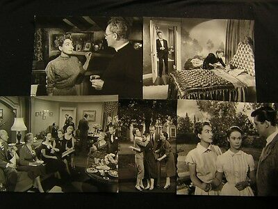 50s Joan Crawford The Story Of Esther Costello VINTAGE 5 Movie PHOTO LOT 147J