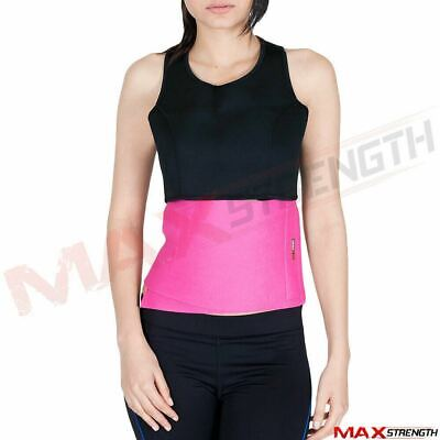 Sauna Slimming Belt Body Shaper Wrap Weight Loss Fat Burner Cellulite Burn Tummy