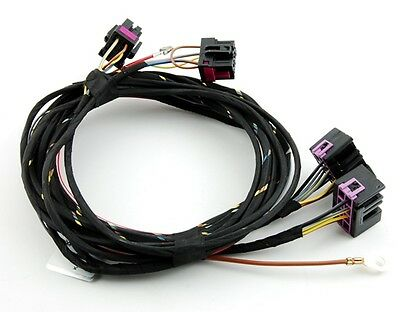 Audi A6 S6 RS6 C5 4B + Avant Sitzheizung SH vorn Kabelbaum Heated Seat cable