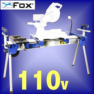 FOX F50-177-110 Universal Workstation mitre saw table bench stand 3Yr Warranty