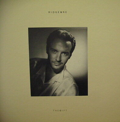 MIDGE URE ~ The Gift ~ VINYL LP £4.50 | PicClick UK