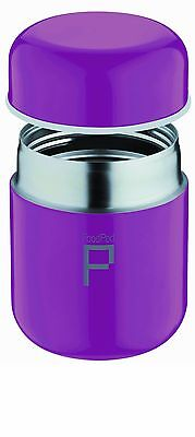 Grunwerg FoodPod 0.28L Small Food Pod Vacuum Flask Stainless Steel