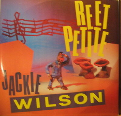 Jackie Wilson REET PETITE 2 mixes extended Shock Horror+original enhanced +2more