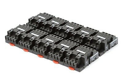 Telemecanique 940231 14-pin Relay Sockets (10pc)
