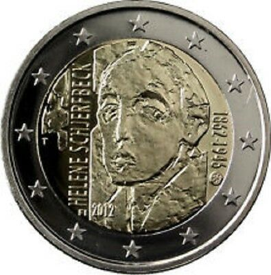 "Finland 2012 Comm. 2 Euro ""helene Schjerfbeck"" - Unc"